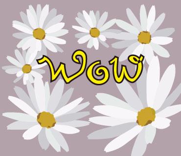花メルヘンスタンプ