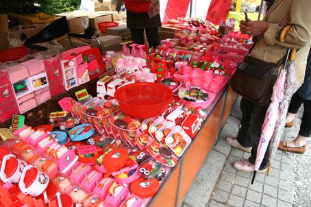 札幌祭り出店