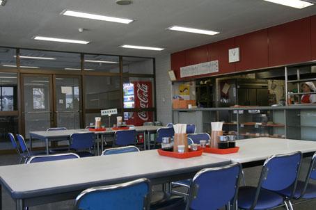 札幌交通局の食堂