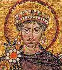 ユスチニアヌス大帝