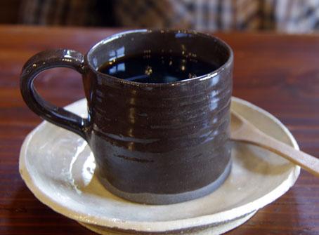 三国峠のコーヒー