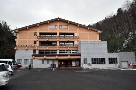 トムラウシ温泉国民宿舎東大雪荘