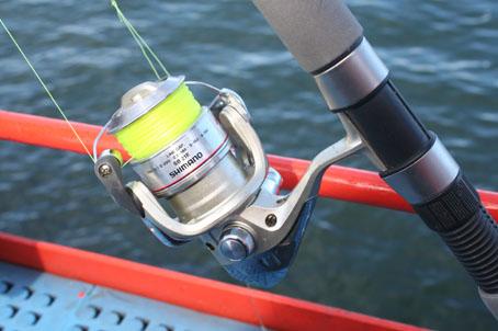 海釣り用のリール