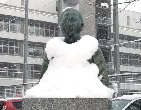 雪のベスト