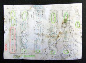 野菜の地図