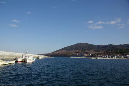 富武士の港